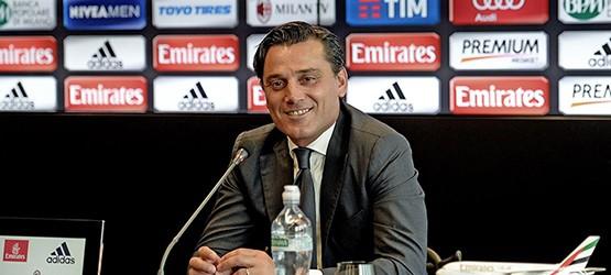 Пресс-конференция Монтеллы перед матчем с Наполи: «Чтобы попасть в еврокубки мы должны поднять планку»
