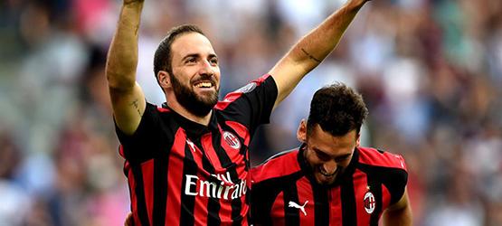 """Ди Марцио:""""Ювентус не мешает Милану в истории по Игуаину. Именно россонери должны сами всё решить."""""""