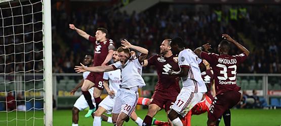 Торино - Милан: 1-1, отчёт