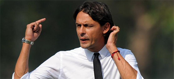 Филиппо Индзаги считает, что Милан становиться лучше.