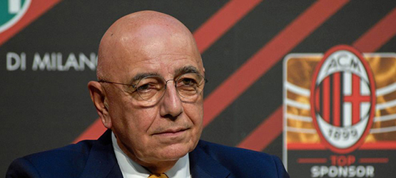 Обвинения Галлиани насчет сделки относительно Палетты. Официальное заявление Милана по этому поводу