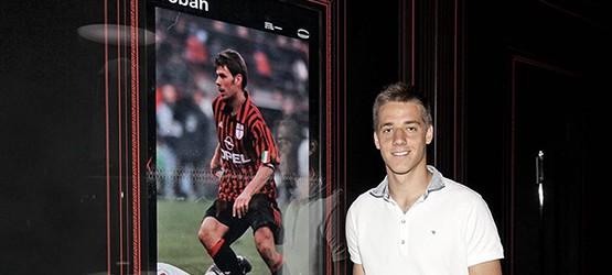 Официально: Пашалич - игрок Милана. Марио: «Я очень рад» (фото)