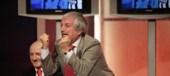 """Эксклюзивное интервью с Тициано Крудели:""""В ситуации с Доннаруммой виноват Райола. Хочу видеть в Милане Морату."""""""