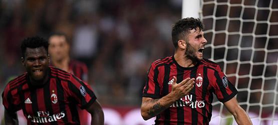 Кротоне - Милан: 0-3, отчёт
