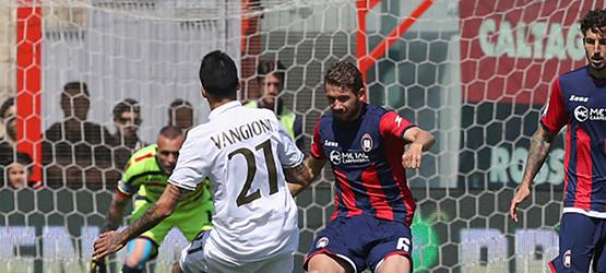 Кротоне - Милан: 1-1, отчёт