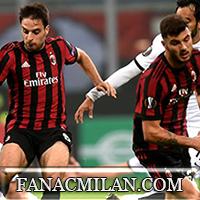 Милан - Афины: 0-0, отчёт