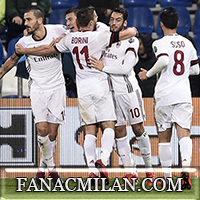Сассуоло - Милан: 0-2, отчёт