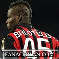 Балотелли в Instagram: «Милан, я люблю тебя больше, чем когда-либо»