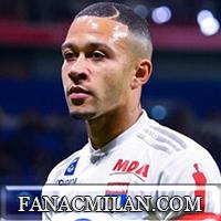 Депай хочет сменить клуб: контакты Милана и агента игрока