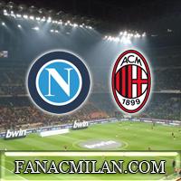 Наполи - Милан: составы команд