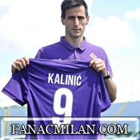 Приветствие Милана Калиничу через Twitter