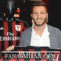 AC Milan официально объявил о травме Бертолаччи.