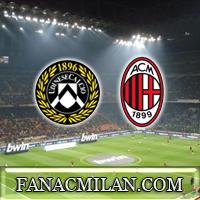 Удинезе - Милан: 1-1, отчёт