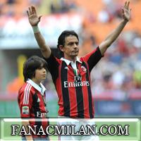 Индзаги поздравляет Милан: