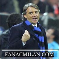 Роберто Манчини: «Я как будущий тренер Милана? Нет, нет, нет»