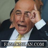 Галлиани: «Рынок? Никаких обещаний. Эль Шаарави? Только когда уйдет Черчи»