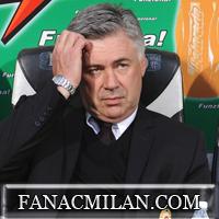 Карло Анчелотти: «Меня больше волнует состояние здоровья Несты, чем травма Кака»