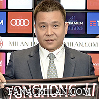 Официально: Йонхонг Ли 22-й президент Милана