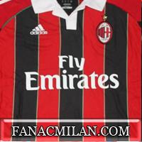 """Все мы хотим родится в настоящей футболке """"Милана""""!"""