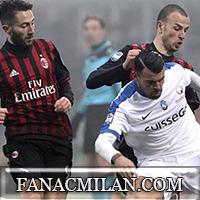 Милан - Аталанта: 0-0, отчёт