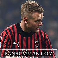 Милан хочет удержать Кьяера на следующий сезон
