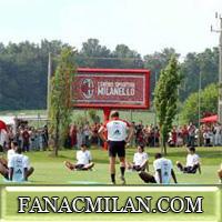 Отчёт из Миланелло: Менез забивает в двусторонке