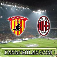 Беневенто - Милан: стартовые составы команд
