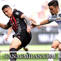 Милан - Эмполи: 1-2, отчёт