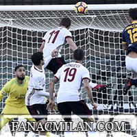 Верона - Милан: 3-0, отчёт