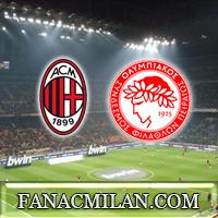 Милан обыграл Олимпиакос: 3-1 (Видео)
