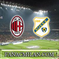 Риека-Милан: 2-0. Отчёт (Видео)