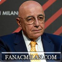 Галлиани: «Луис Адриано остается. Эль Шаарави? Есть соглашение с Ромой, а с Монако - нет. Вангиони...»