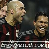Милан громит Интер, отчет
