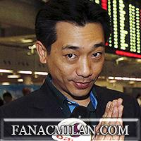 Тайчаубол на пути в Италию, чтобы закрыть сделку по покупке акций