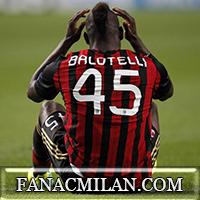 Ди Стефано: Балотелли останется на скамейке запасных в матче против Палермо