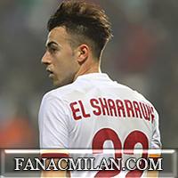 Эль Шаарави забивает второй гол за Рому
