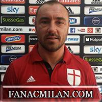 Брокки о назначении на пост тренера первой команды Милана