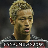 Хонда: «Я получал мало игрового времени в Милане и мог покинуть россонери»