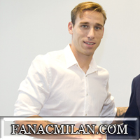 СЕКРЕТ ЛУКАСА  Эксклюзивное интервью ежемесячнику россонери «Forza Milan!» нашего полузащитника