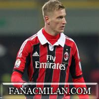 AC Milan официально: Сезон для Абате окончен.