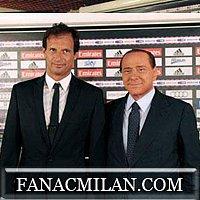 Live - Галлиани вновь убедил Берлускони не увольнять Аллегри до конца сезона, но завтра все может изменится