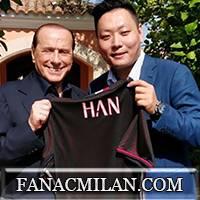 Хан Ли в Италии: продажа Милана близится к завершению