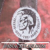 Diesel & AC Milan, новая коллекция одежды (фото)