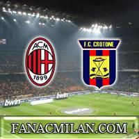 Кротоне - Милан: составы команд