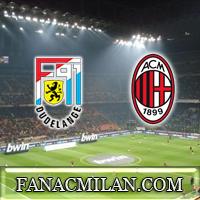 Дюделанж - Милан: стартовые составы команд