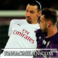 Фиорентина - Милан: 1-1, отчёт, россонери упускают победу на Артемио Франки
