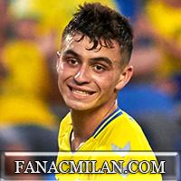 Молодой талант из Сегунды нравится Милану