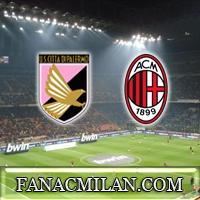 Палермо - Милан: составы команд