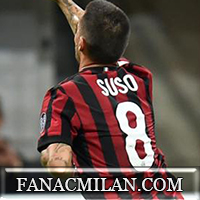 Сусо: «Второй нападающий? Без проблем. Наполи, Рома и Интер хотели меня, но мне хорошо в Милане»