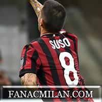 Сусо: «Должны побеждать такие команды, как Дженоа и Сампдория, а с такими, как Ювентус, играть хотя бы вничью»